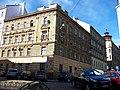 Vršovice, Charkovská 17, Černomořská 9.jpg