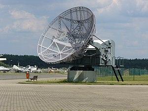 雷达预警接收器