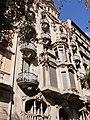 WLM14ES - Casa Comalat, 1909-1911 EixampleBarcelona - MARIA ROSA FERRE.jpg