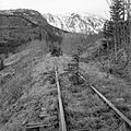WP&YR tracks near the Watson River, Yukon (17175779840).jpg