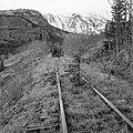 WP&YR tracks near the Watson River, Yukon (17175779840).jpg