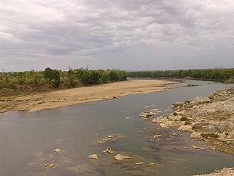 Wainganga River - Image: Wainganga river beauty