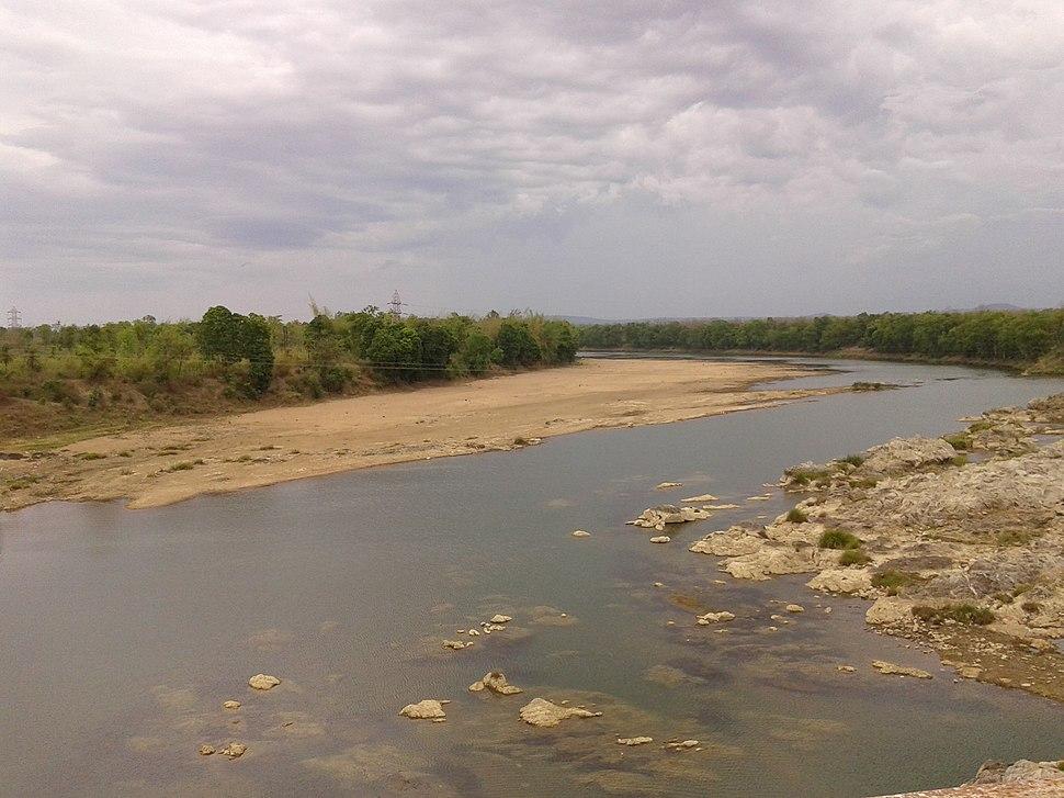 Wainganga river beauty