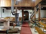 Sobriété : le petit temple de Waldersbach, l ancienne paroisse du pasteur Oberlin.