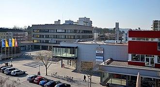 Waldkraiburg - Town hall