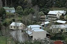 Walhalla township in 2004
