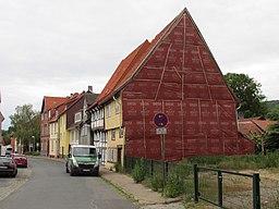 Wallstraße in Hildesheim