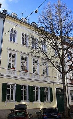 Walramstraße in Wiesbaden