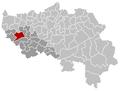 Wanze Liège Belgium Map.png