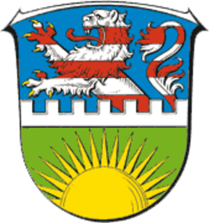 Bad Karlshafen - Image: Wappen Bad Karlshafen