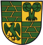 Coat of arms of the community of Braunichswalde