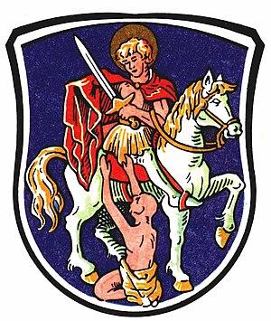 Dieburg - Image: Wappen Dieburg
