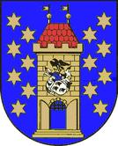 Das Wappen von Geyer