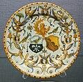 Wappen Imhof Paumgartner Schmidtmayer Teller KGM K2144.jpg