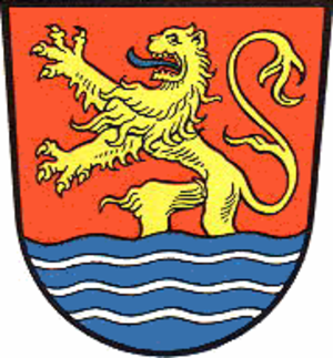 Lauenförde - Image: Wappen Lauenfoerde