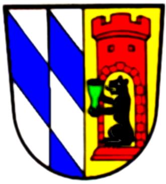 Beratzhausen - Image: Wappen beratzhausen
