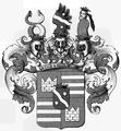 Wappen der Freiherren von Sternbach 1698.png
