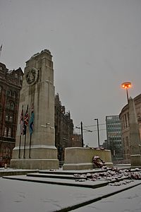 War Memorial, St Peters Square, Manchester 2.jpg