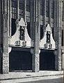 Warenhaus Leonhard Tietz AG, Ansicht des Hauptportals des Warenhauses, Architekt Joseph Maria Olbrich, Düsseldorf, Foto 1913.jpg
