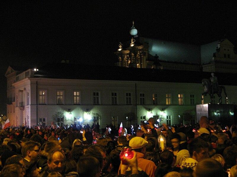 Warsaw National Tragedy 2010-04-10