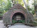 Warszawski Ogród Botaniczny - Ruiny Świątyni Opaczności - 04.jpg