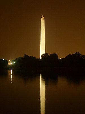 History of the National Park Service - Washington Monument