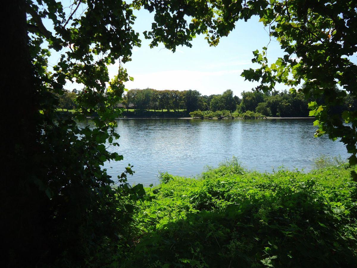 File Washington Crossing Nj State Park Delaware River Looking