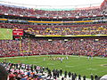 Washington Redskins Vs Atlanta Falcons 07.10.2012 FedEx 017.JPG