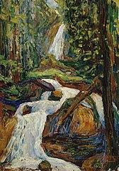 Kochel – Wasserfall I