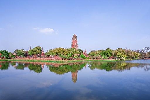Wat Phra Ram - Day