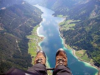 Weissensee (Carinthia) lake in Carinthia, Austria