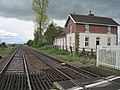 Welbury railway station (site), Yorkshire (geograph 4487530).jpg