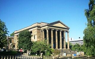 Wellington Church Church in Glasgow, Scotland