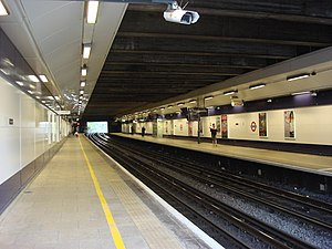 Wembley Central station - Image: Wembley Central station 8