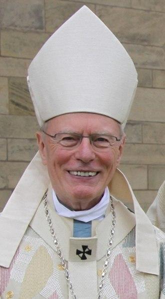 Werner Thissen - Archbishop Dr. Werner Thissen (2012)