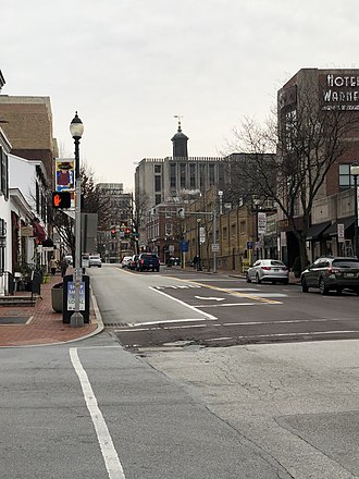 West Chester, Pennsylvania - High Street