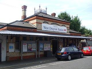 West Drayton railway station