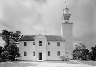 Barnstable, Massachusetts - West Parish Congregational Church