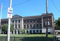 Newark Early College High School