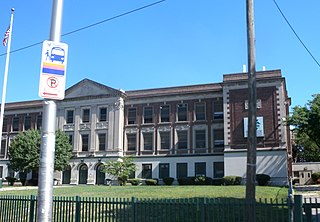 West Side High School (New Jersey) Public high school in the United States