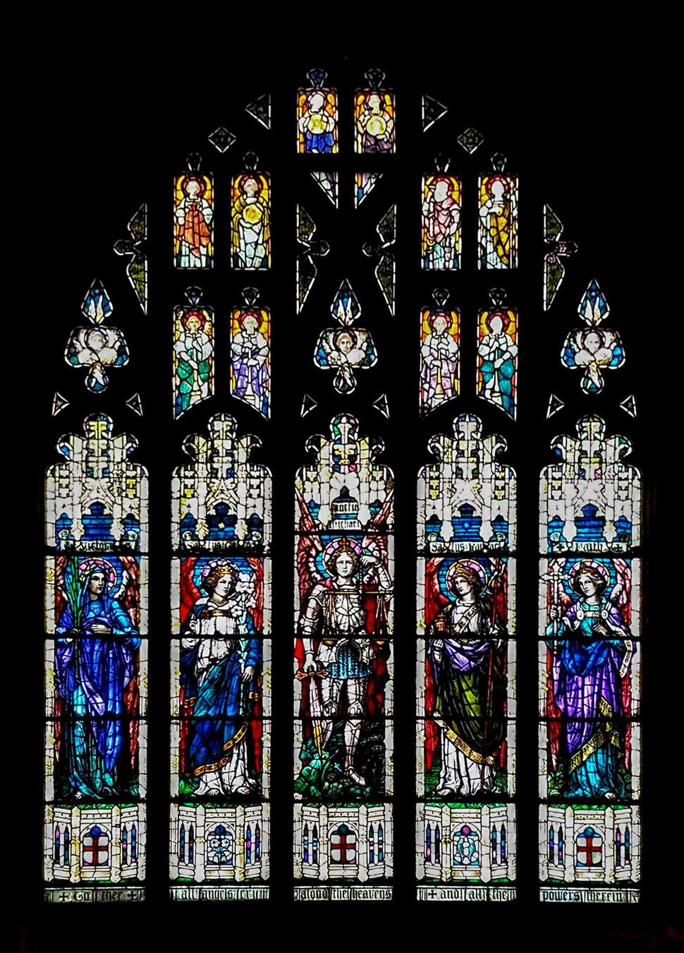 West Window, Church of the Good Shepherd (Rosemont, Pennsylvania)