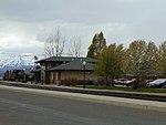 West at Heber Valley Railroad's Heber City station, Apr 16.jpg