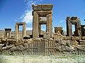 Western staircase of Tachara Persepolis 2014 (1).jpg