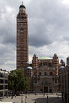 Westminster Cathedral, London-10July2009.jpg