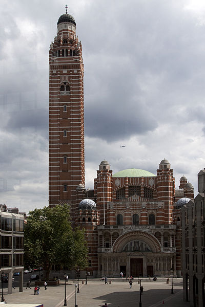 File:Westminster Cathedral, London-10July2009.jpg