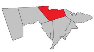 Shediac Parish, New Brunswick Parish in New Brunswick, Canada