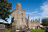 Wexford Selskar Priory Tower and Selskar Church Nave 2012 10 03.jpg