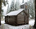 Whaleback Snow Survey Cabin SE quarter - Rogue River NF Oregon.jpg