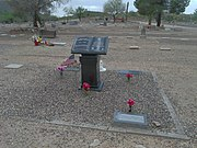 Wickenburg -Garth A. Brown Grave.jpg