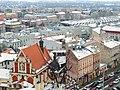 Widok z tarasu wieży Zegarowej w Przemyślu 08.jpg